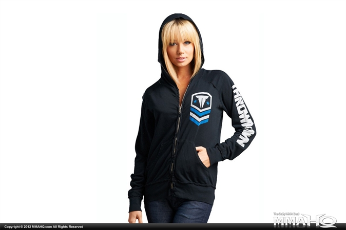 Throwdown Clockwork Womens Hoodie